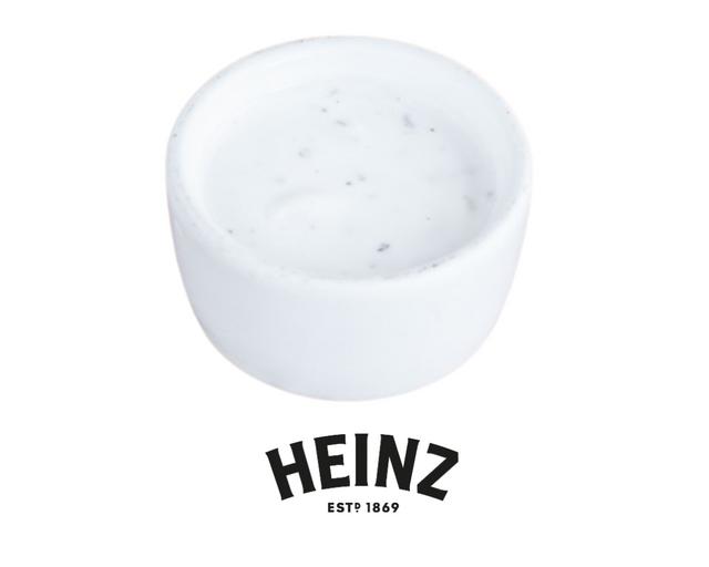 Sos Czosnkowy Heinz