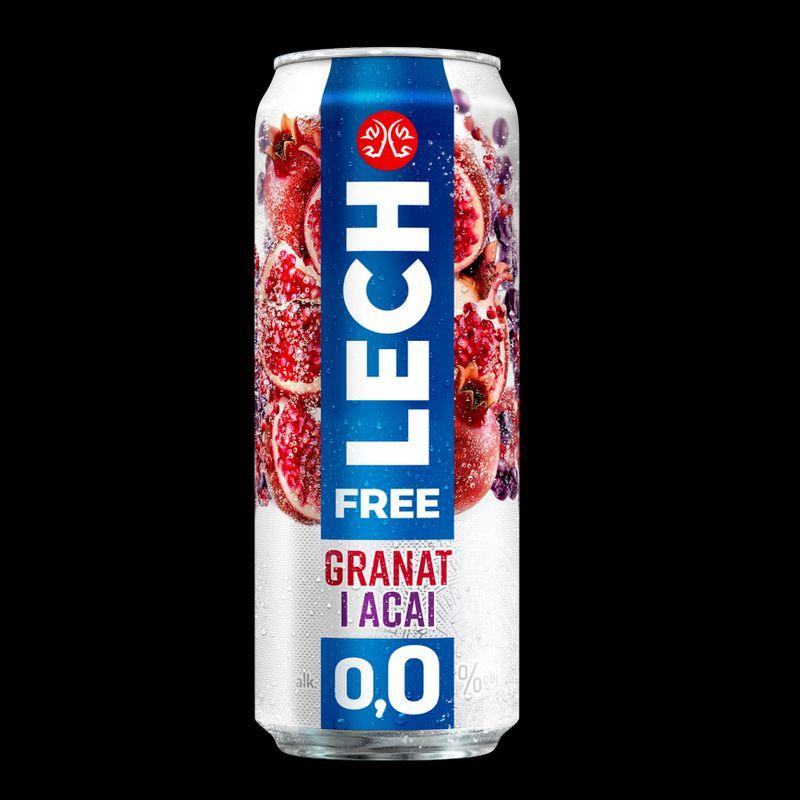 Lech Free 0,0% Granat i Acai