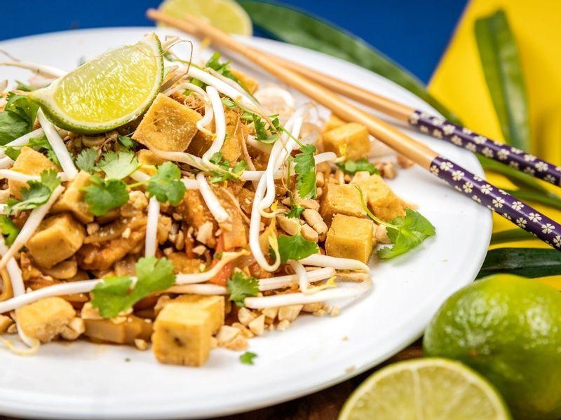 Pad Thai z kurczakiem 🍲