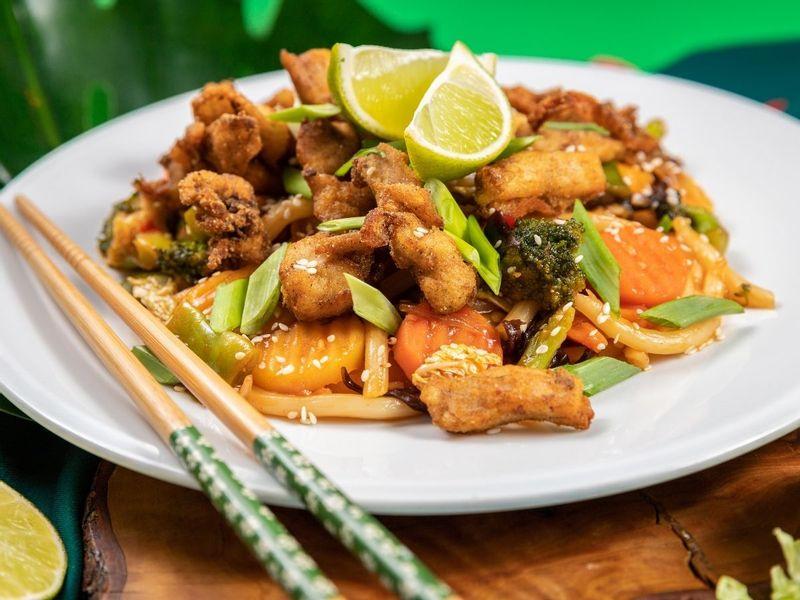 Kurczak w stylu orientalnym 🥢