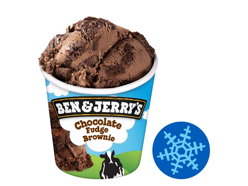 Lody Ben&Jerry's Choco Fudge Brownie